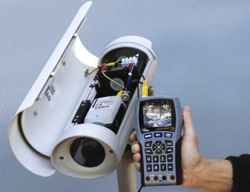 Приборы для тестирования систем видеонаблюдения