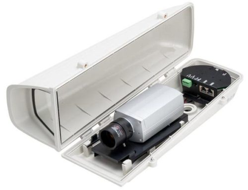 Устройство термокожухов камер видеонаблюдения