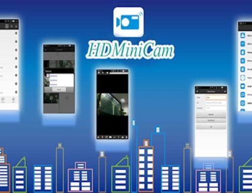 HDMiniCam — программа для видеонаблюдения. Видеоинструкция. Скачать