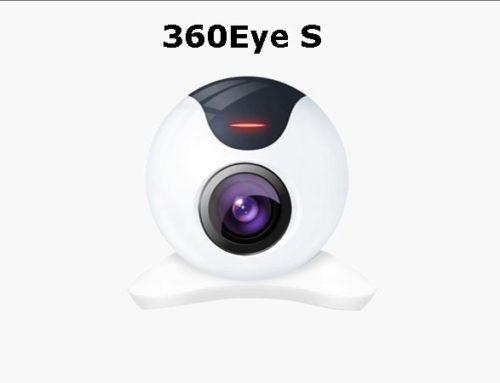 360Eyes — программа для панорамного видеонаблюдения. Инструкция. Скачать