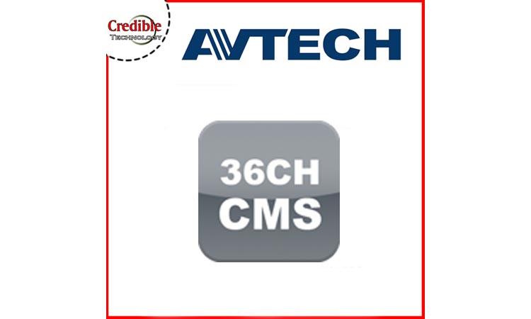 36CH CMS - программа для видеонаблюдения. Инструкция. Скачать