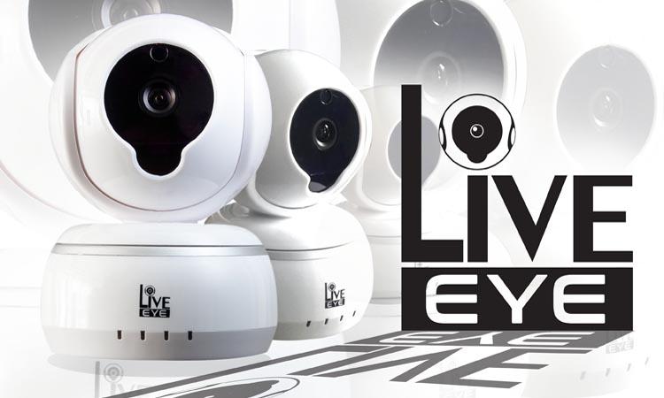 Live Eye - программа для видеонаблюдения. Инструкция. Скачать
