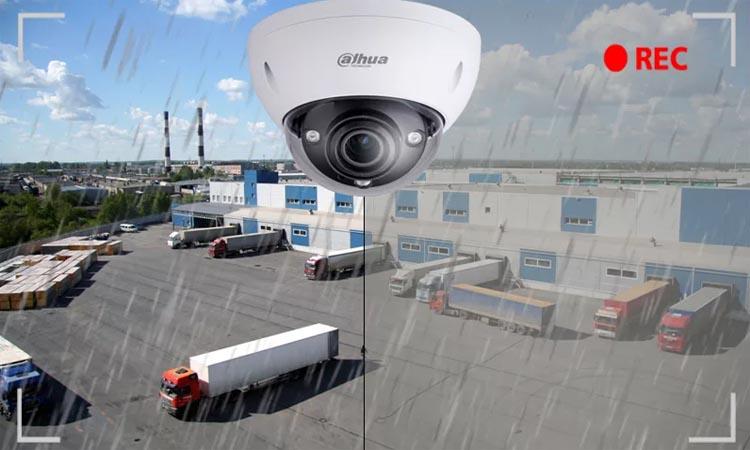 Функция антитуман для камер видеонаблюдения