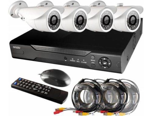 Преимущества и недостатки комплектов видеонаблюдения