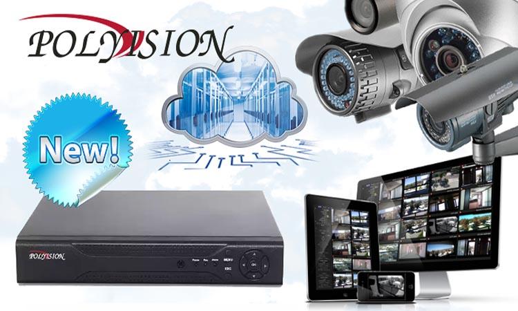 Руководство по эксплуатации видеорегистраторов Polyvision серии PVDR-хх55