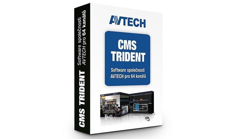 TRIDENT CMS - программа для видеонаблюдения. Инструкция. Скачать