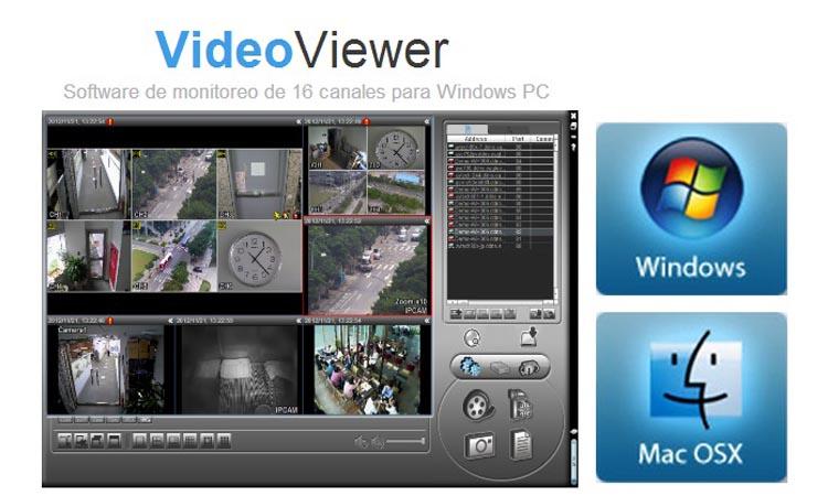 avtech video viewer mac os