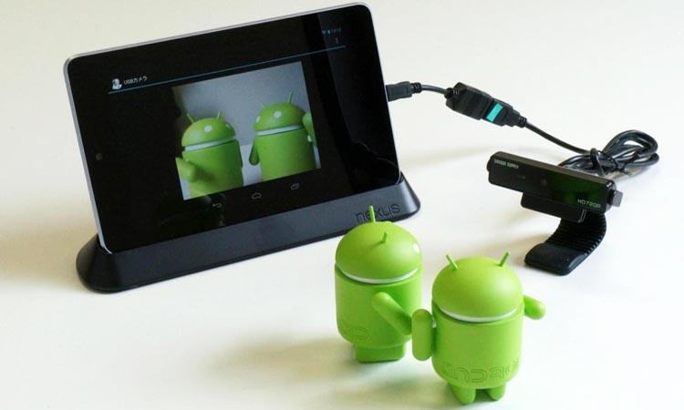 Подключение веб-камеры для видеонаблюдения к планшету, роутеру или телевизору