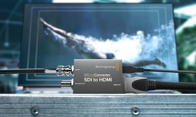 Использование SDI и HDMI в видеонаблюдении