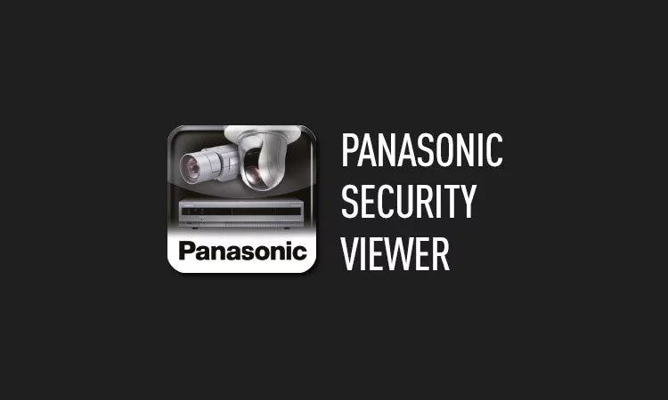 Panasonic Security Viewer - приложение для видеонаблюдения. Инструкция. Скачать