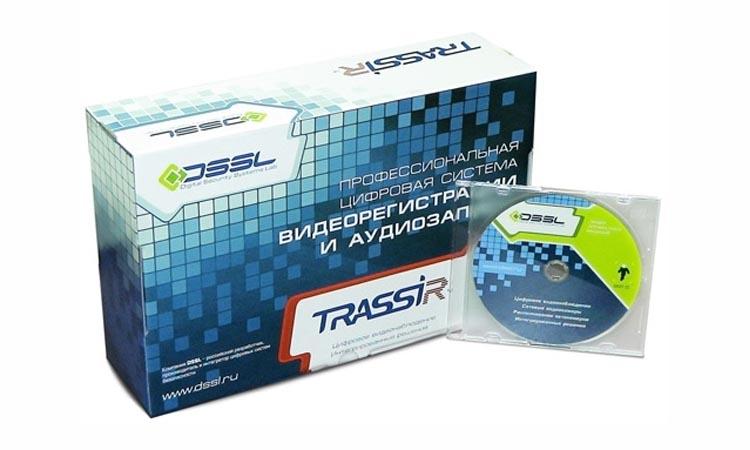 TRASSIR Client - программа для видеонаблюдения. Инструкция. Скачать