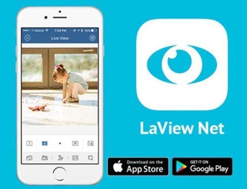LaView Net — приложение для видеонаблюдения. Видеомануал. Скачать