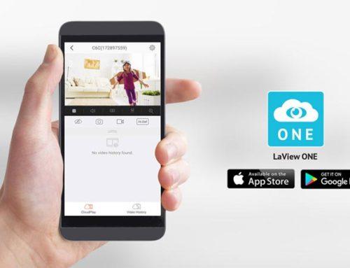 LaView ONE — приложение для видеонаблюдения. Инструкция. Скачать