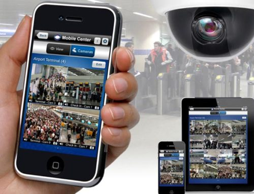 Принципы удаленного видеонаблюдения с помощью мобильных устройств