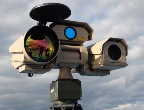 Камеры видеонаблюдения со встроенным тепловизором
