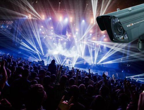 Временная установка системы видеонаблюдения на мероприятиях в Москве и Подмосковье