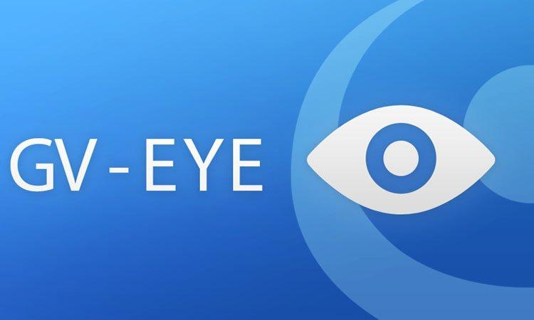 GV-Eye - приложение для видеонаблюдения