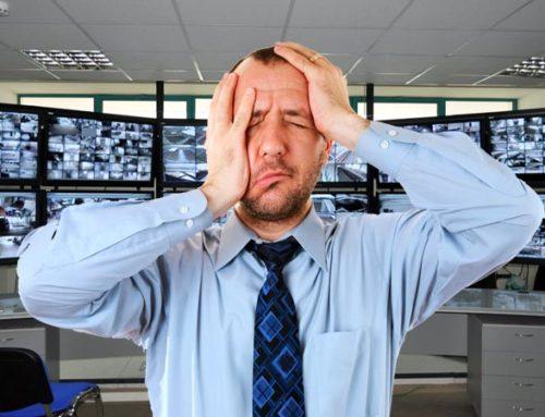 Основные проблемы, которые возникают при использовании систем видеонаблюдения