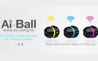 Ai-Ball AV Recorder - программа для видеонаблюдения