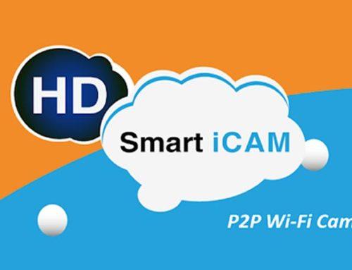 Smart iCAM — приложение для видеонаблюдения. Инструкция. Скачать