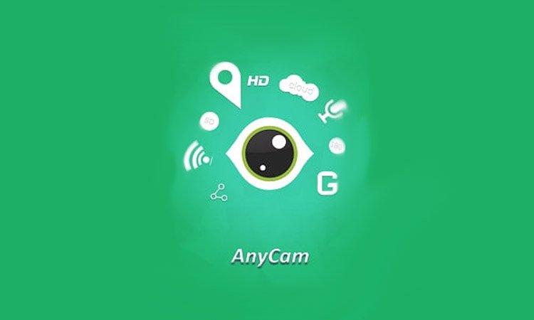 AnyCam - приложение для видеонаблюдения