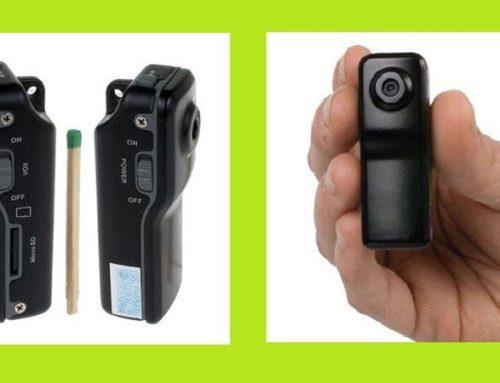 Карманные видеорегистраторы. Что нужно знать?