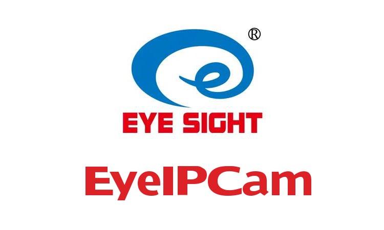 EyeIPCam - приложение для видеонаблюдения. Инструкция. Скачать