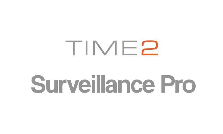 Time 2 Surveillance Pro приложение для видеонаблюдения