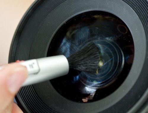 Как правильно чистить камеры видеонаблюдения?