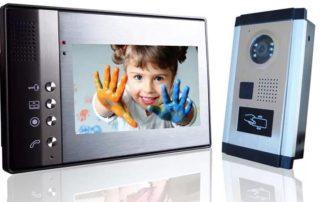 Домофоны для видеонаблюдения