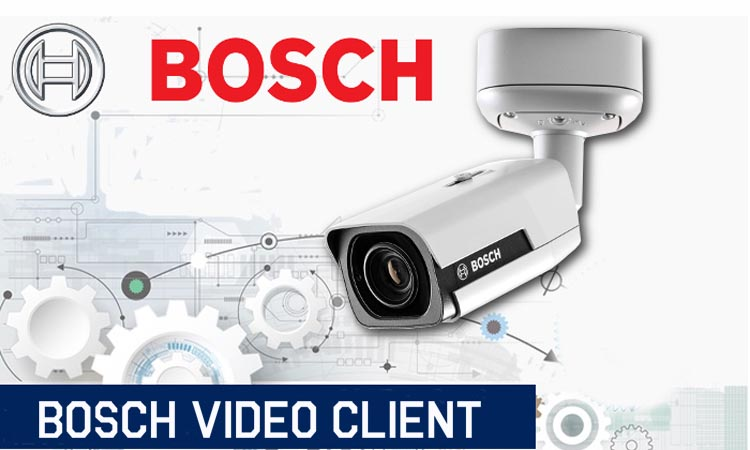 Bosch Video Client - программа для видеонаблюдения. Инструкция. Скачать