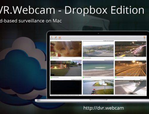 DVR.Webcam — программа для облачного видеонаблюдения. Мануал. Скачать