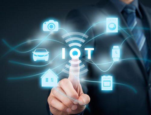 Системы видеонаблюдения с внедренной технологией IoT