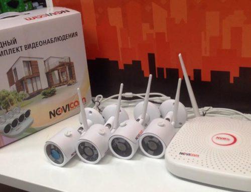 Применение технологии Wi-Fi в видеонаблюдении