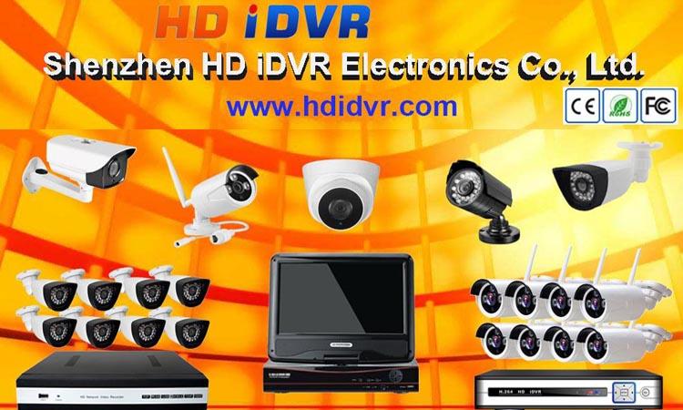 HD iDVR - программа для видеонаблюдения. Инструкция. Скачать