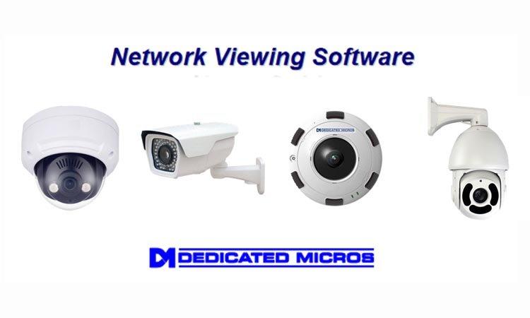 Network Viewing - программа для видеонаблюдения. Инструкция. Скачать