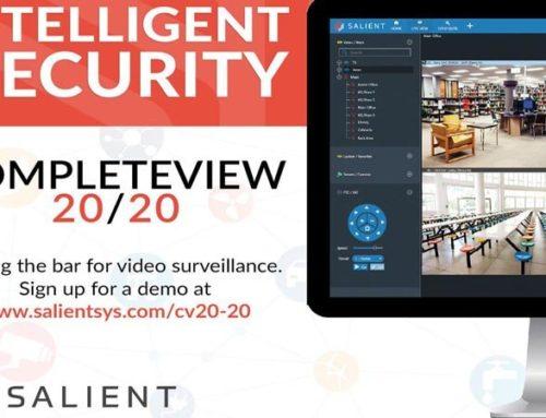 Salient CompleteView — программа для видеонаблюдения. Инструкция. Скачать
