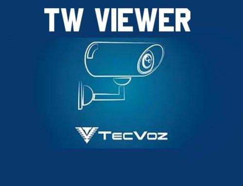 TW Viewer — программа для видеонаблюдения. Инструкция. Скачать