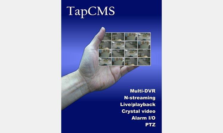 TapCMS - приложение для видеонаблюдения. Инструкция. Скачать