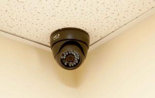 Особенности монтажа камер видеонаблюдения внутри помещений