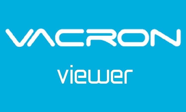VacronViewer - приложение для видеонаблюдения. Инструкция. Скачать