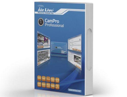 AirLive CamPro — программа для видеонаблюдения. Инструкция. Скачать