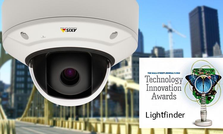 Использование технологии Lightfinder в системах видеонаблюдения