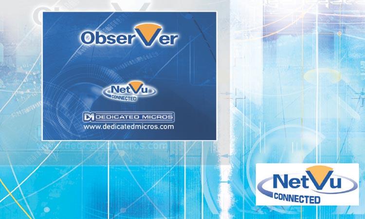 NetVu ObserVer - программа для видеонаблюдения. Инструкция. Скачать