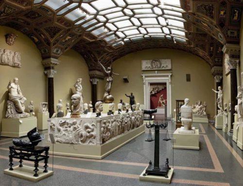 Монтаж систем видеонаблюдения в музеях Москвы и Подмосковья