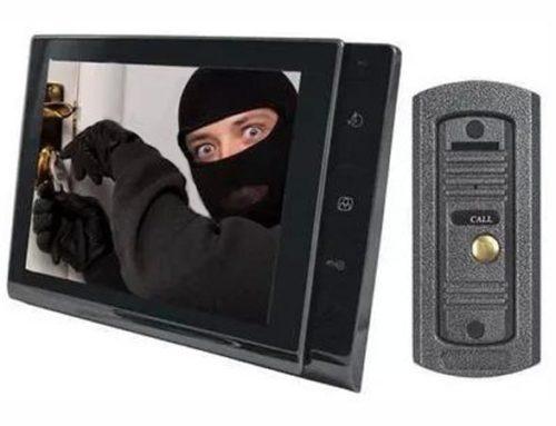 Как защитить видеодомофон от взлома?