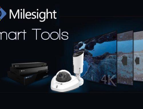 Milesight Smart Tools — программа для видеонаблюдения. Инструкция. Скачать