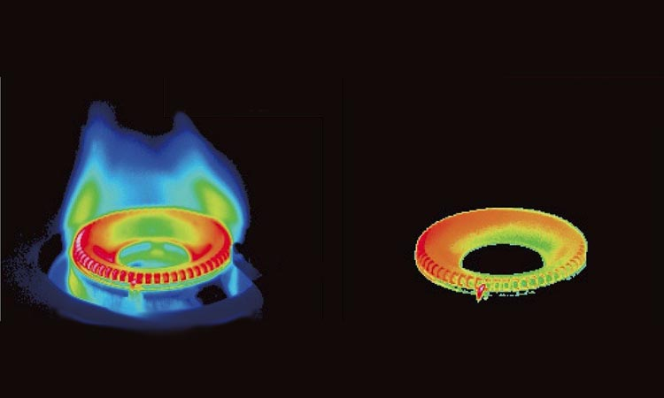 Детекторы изображения тепловизионных камер видеонаблюдения