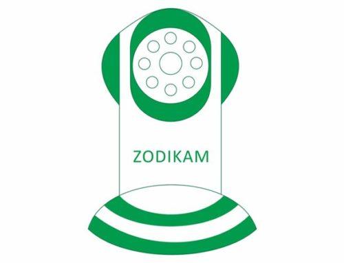 Zodikam — приложение для видеонаблюдения. Инструкция. Скачать