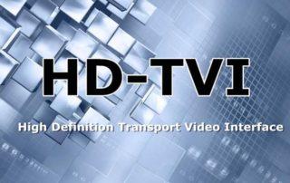 Технология HD-TVI в видеонаблюдении